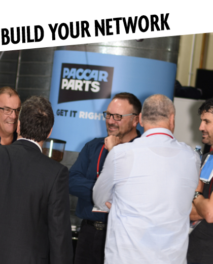 Build Your Network at TMC 2018